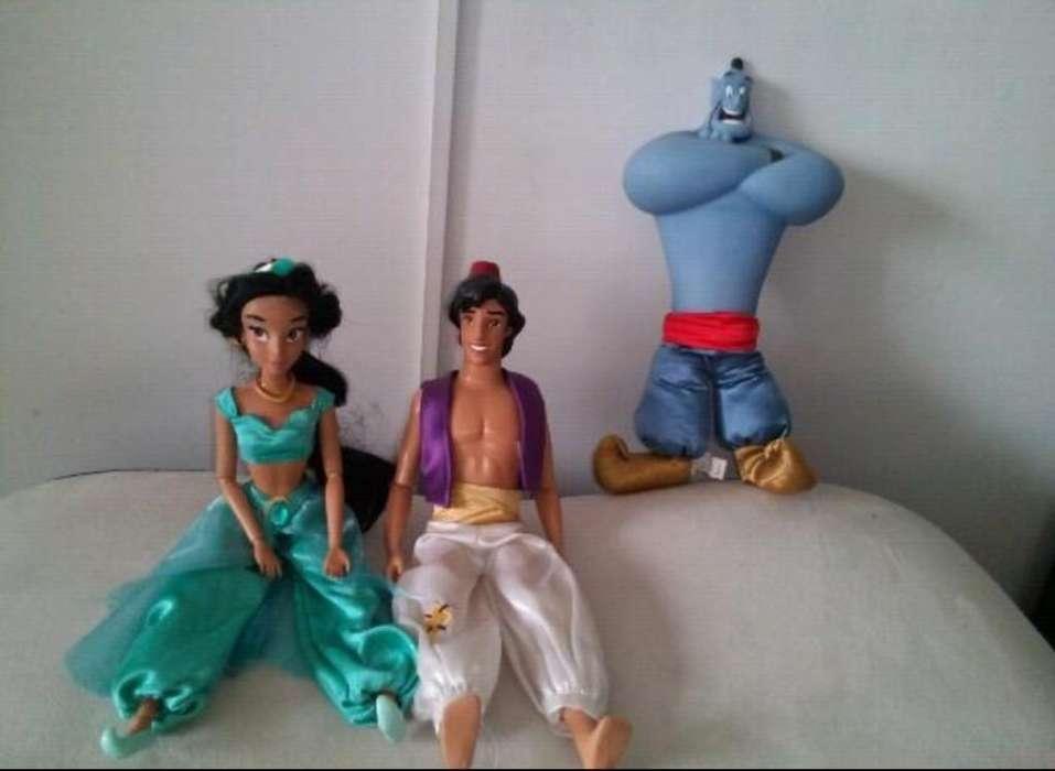 Muñecos Disney Aladin
