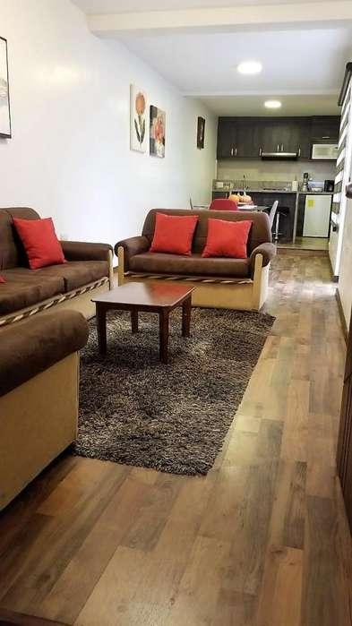 Suite en RENTA, sector Las Pencas, cerca al Supermaxi de las Americas. Cod: SA104