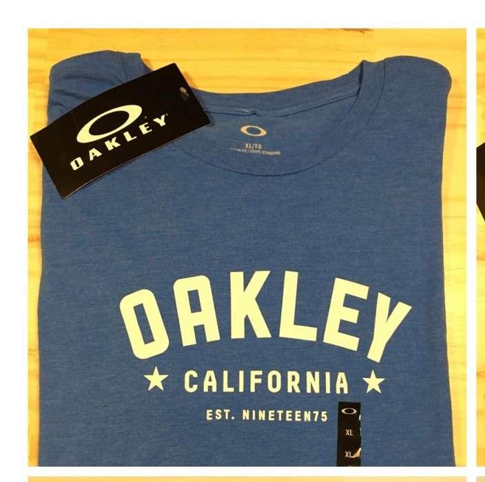 Remeras Oakley