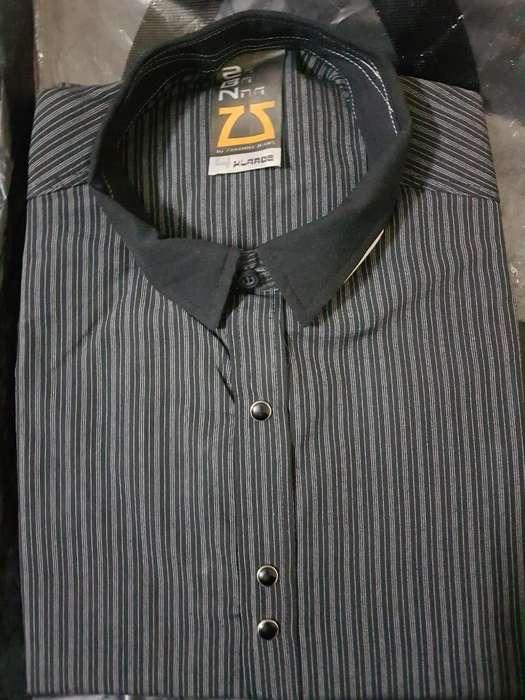 <strong>camisa</strong> Hombre Marca Zabanna