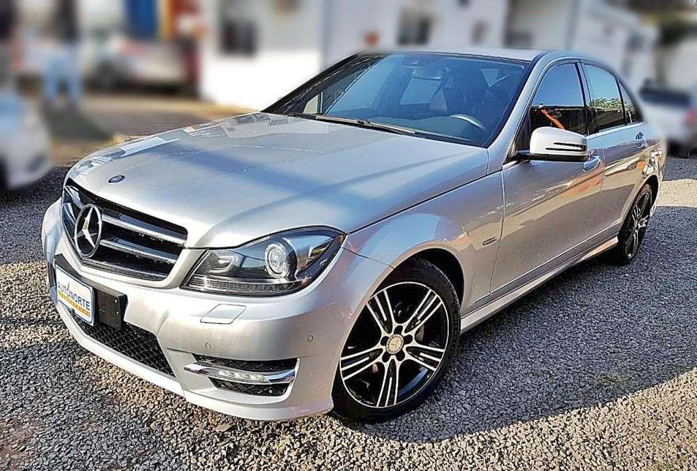 Mercedes-Benz Clase C 2014 - 63000 km