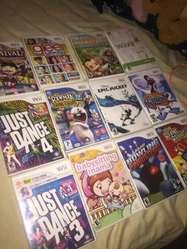 Discos de Nintendo Wii Nuevos