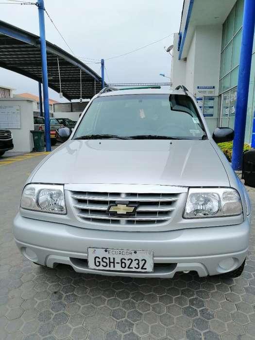 Chevrolet Grand Vitara 2013 - 117600 km