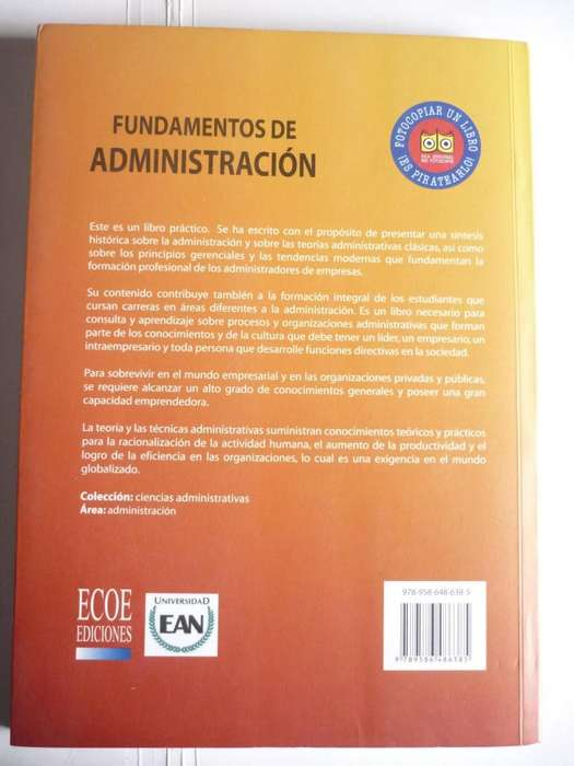 Libros de Administración