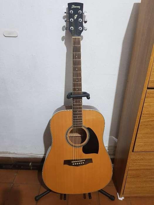 Guitarra Acustica Ibanez Pf15nt