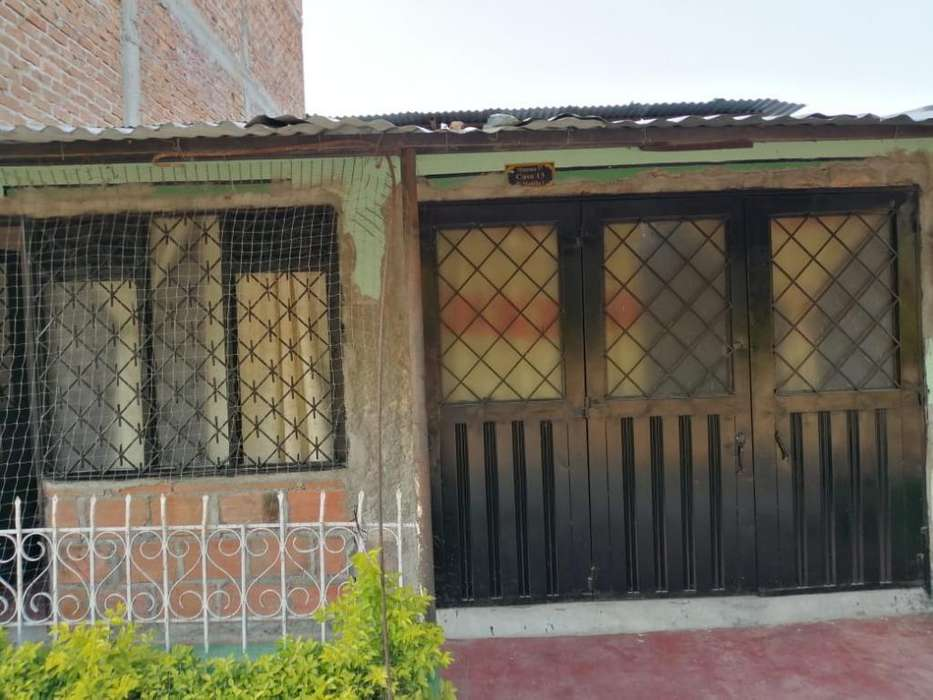Vendo Casa Lote Modelia 1