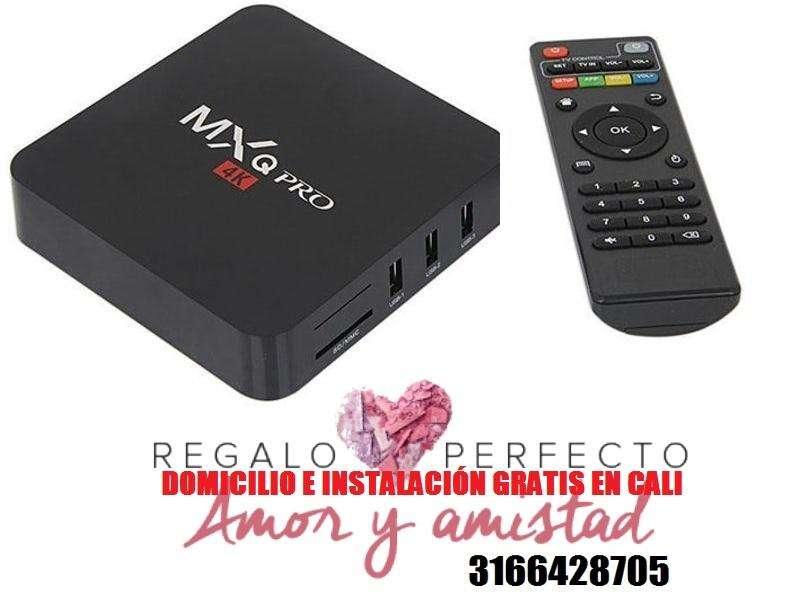 Convierta su tv en smart tv domicilio e instalación gratuita 3166428705