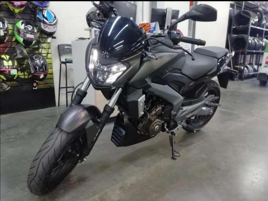 Vendo Moto Auteco Dominar 400cc