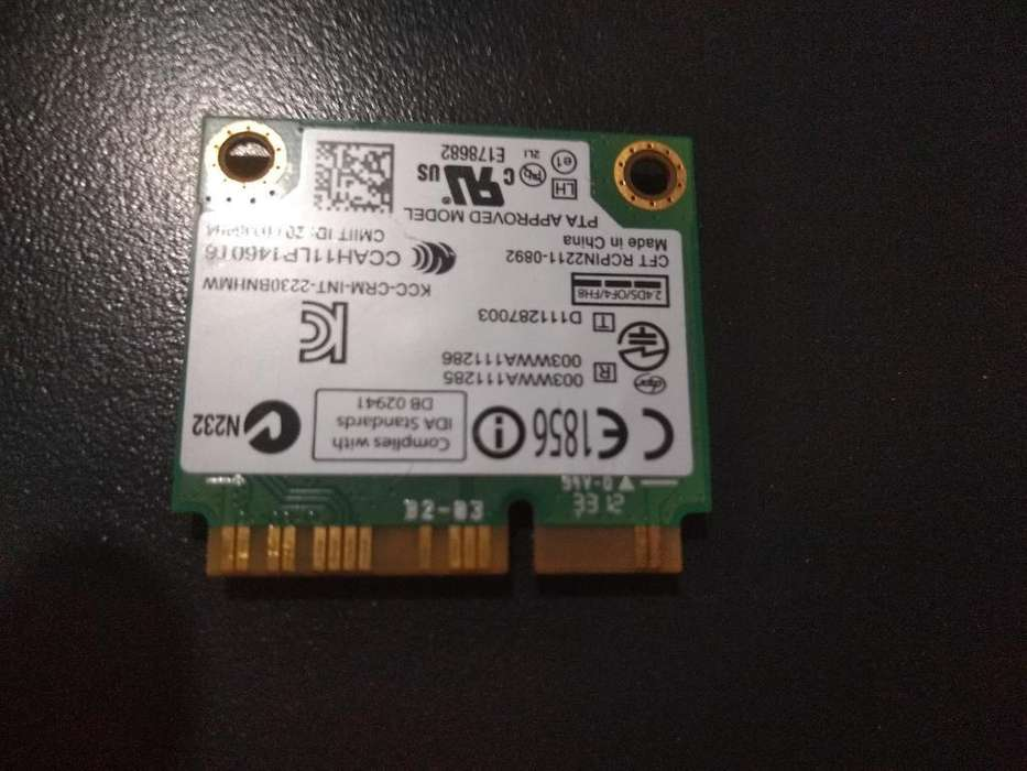 Antena Wifi de Portatil Dell