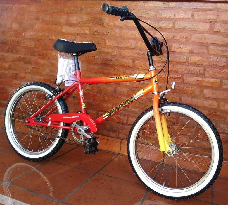 4850 HASTA EL 31 DE MAYO. Bicicleta BMX Campanita R20. Restaurada