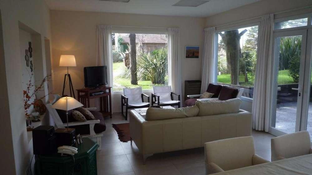 Ref: 8741 - Casa en alquiler, Pinamar, Zona Lasalle