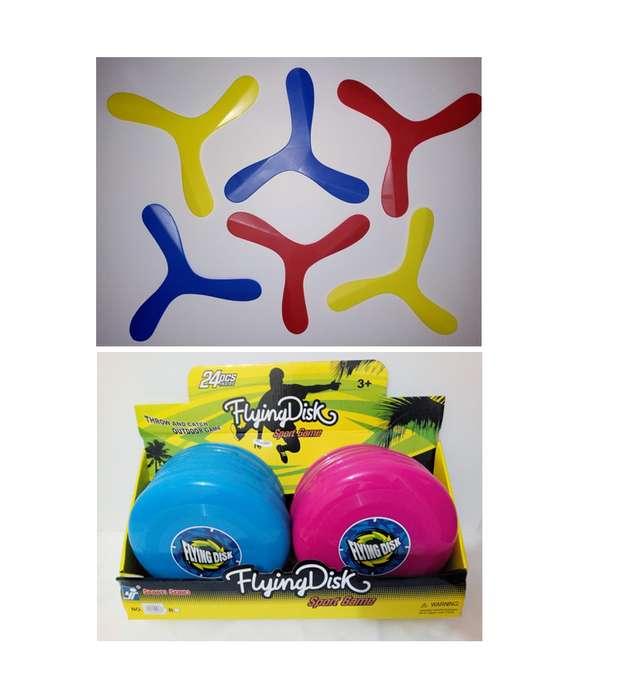 Boomerang FRISBEE