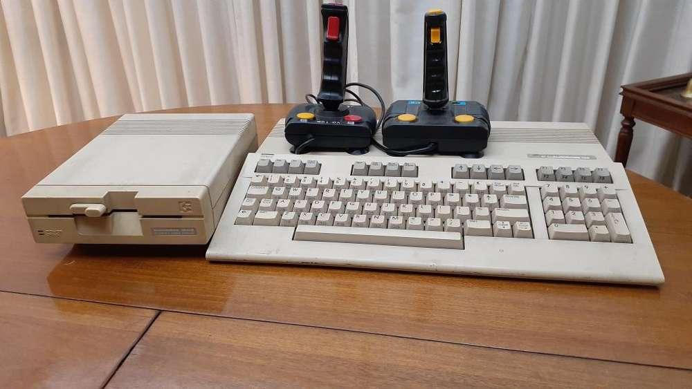 Venta de dos (2) PC Commodore 128; <strong>impresoras</strong> y Accesorios