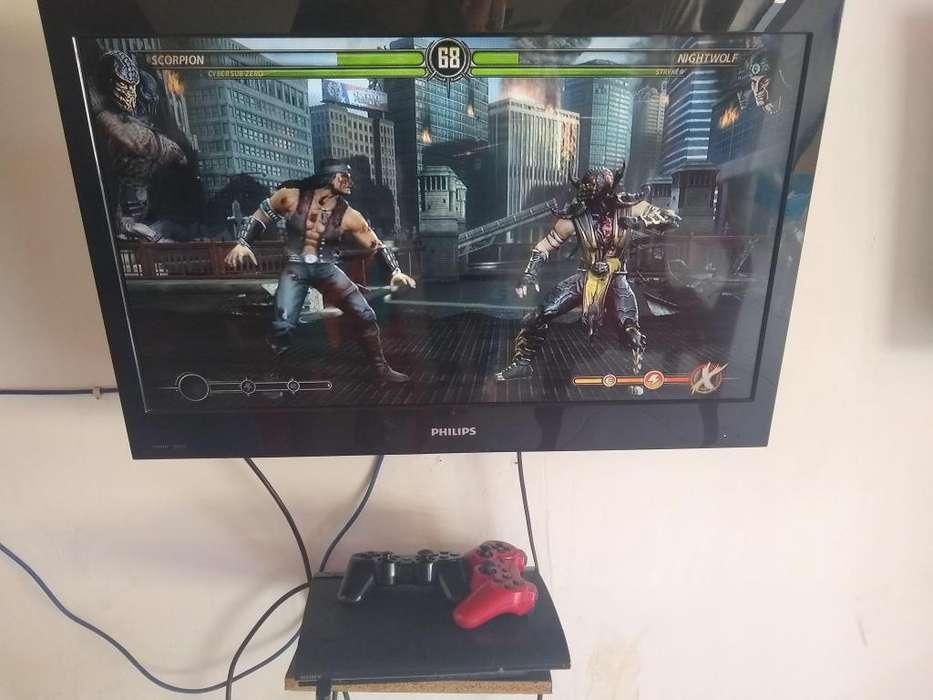PS3 en venta mas TV