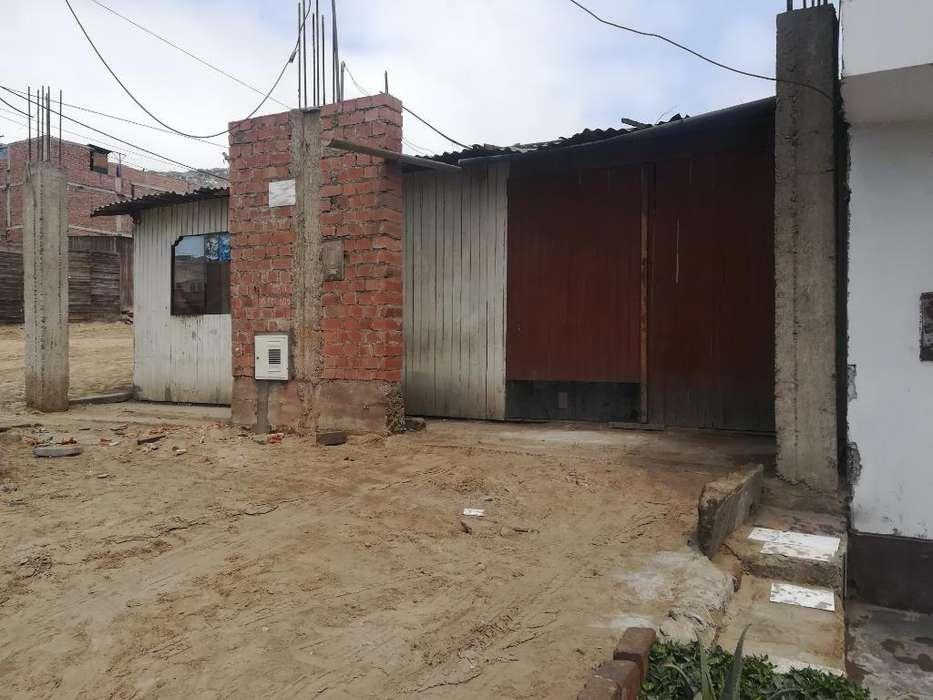 Se Vende Casa Como Terreno en Zapallal