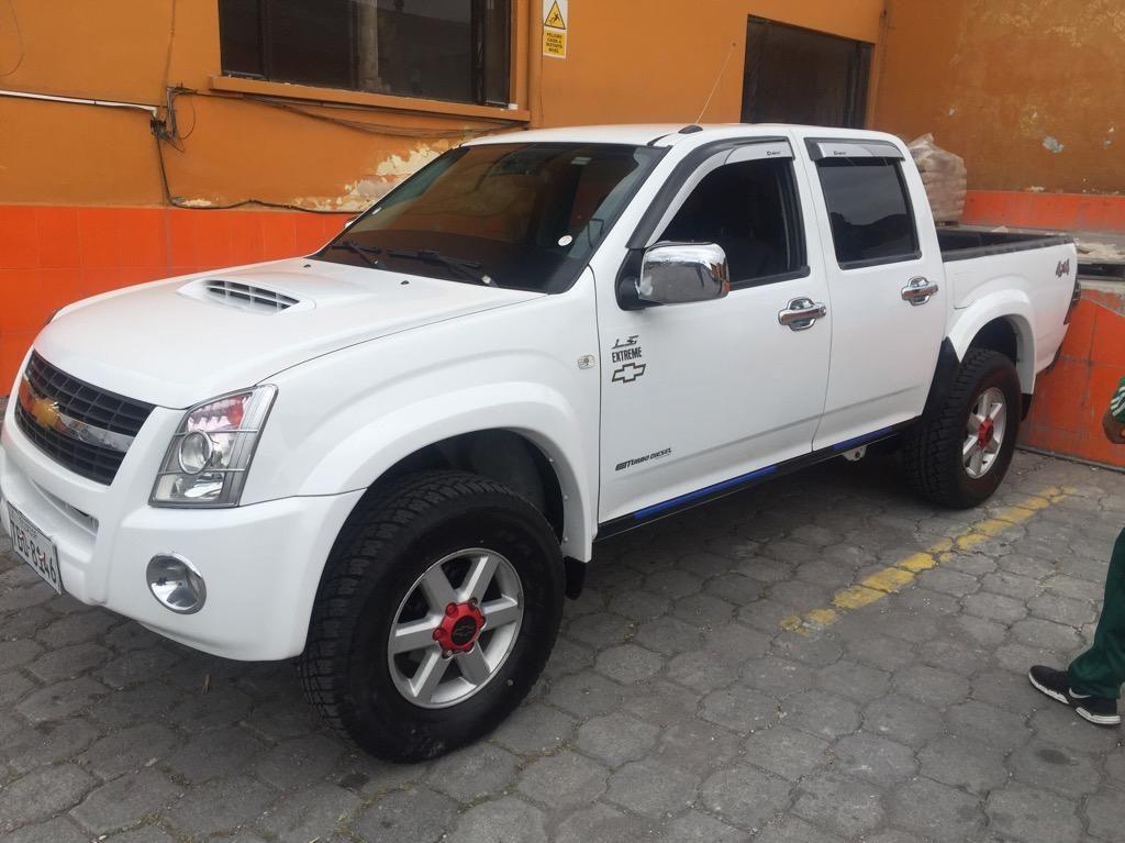 Chevrolet Dmax 4X4 Diesel Vendo Cambio