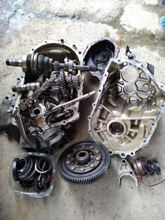 Vdo Caja de Cambios Hidráulica Mazda 323