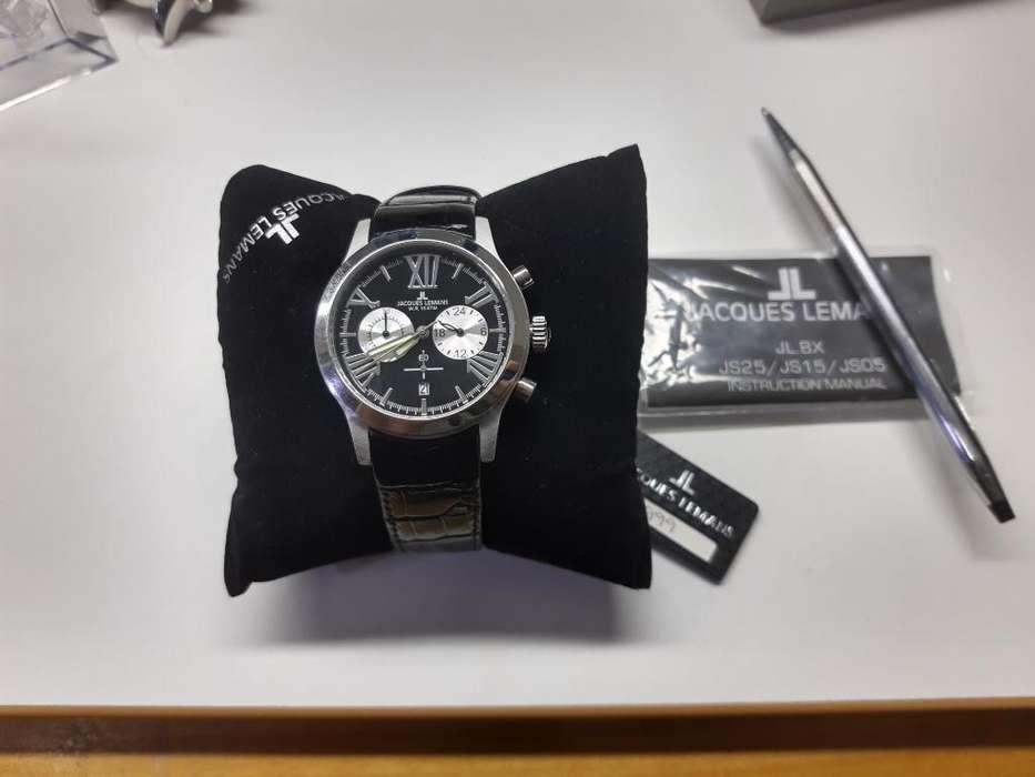 Reloj Jacqet Lemans Nuevo