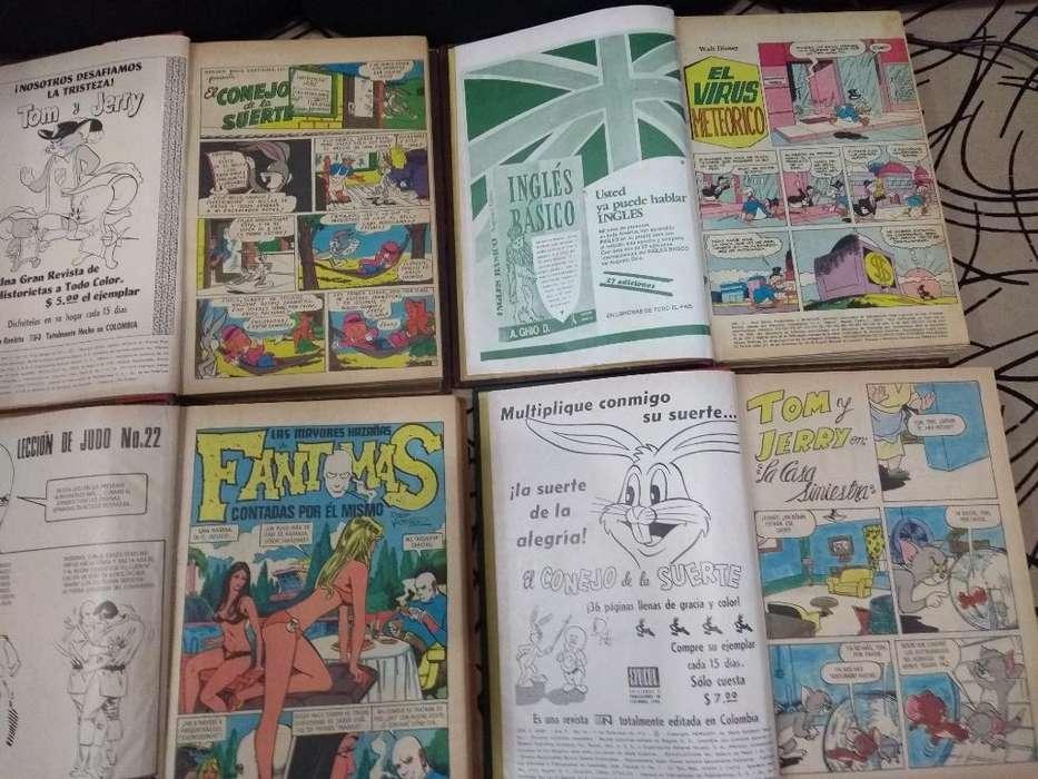 Historietas de Condorito Y Mas de Los 80