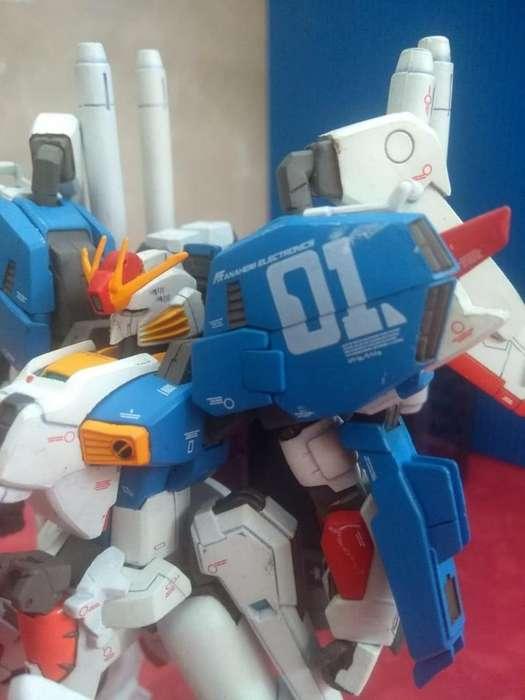 Lote #5 Gundam Fix Figuration Ex-S Gundam modelo 01