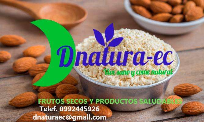 DNATURAEC FRUTOS SECOS : VENTA POR MAYOR Y MENOR DE : ALMENDRAS NUECES ARÁNDANOS Y MIX