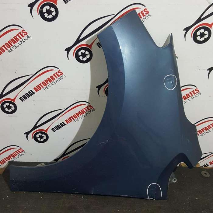 Guardabarro Delantero Izquierdo Volkswagen Up! 3657.5 Oblea:02145539