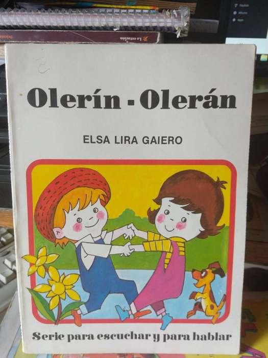 Olerín Olerán Elsa Lira Gaiero Plus Ultra