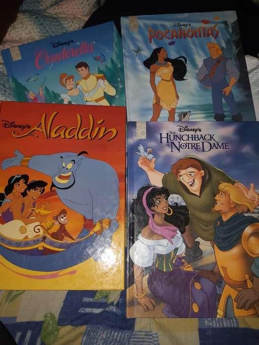 Cuentos de Disneys Originales