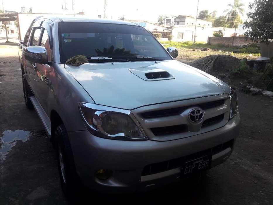 Toyota Hilux 2007 - 0 km