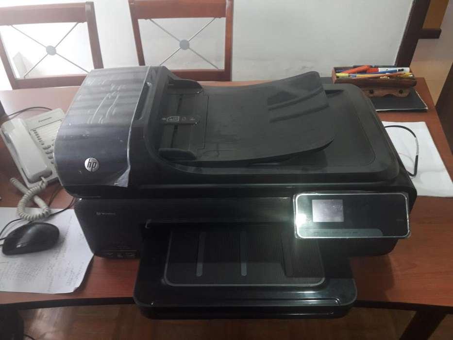 <strong>impresora</strong> HP Officejet 7500A Todo en uno