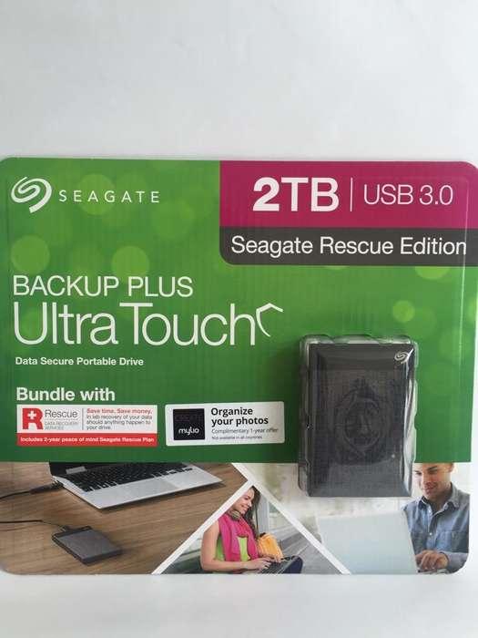 Disco Duro Externo 2Tb Segate USB3.0