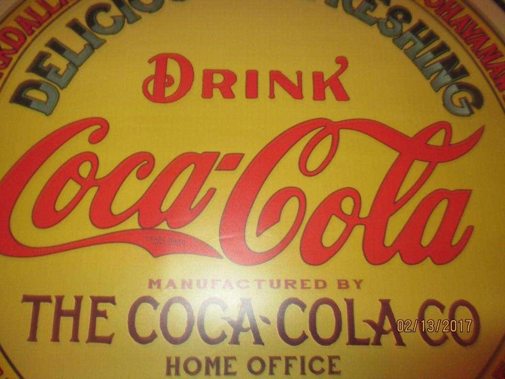 Vinilo Decorativo Adhesivo Vintage Coca Cola