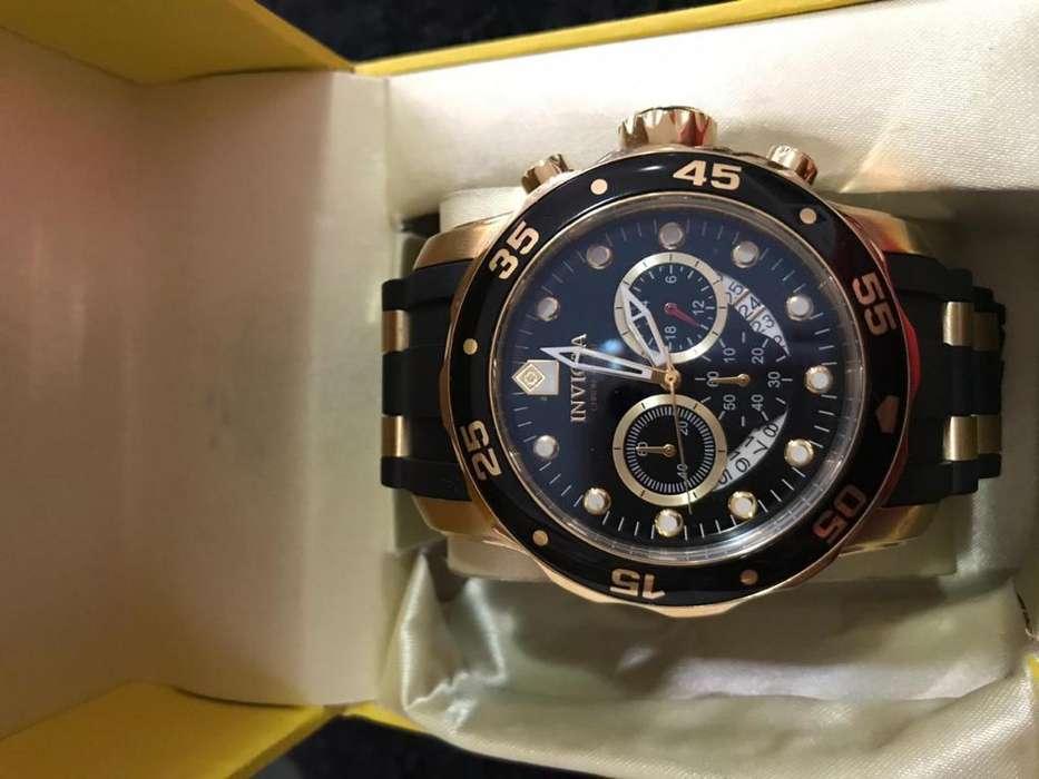 Vendo Reloj Invicta Original Hombre