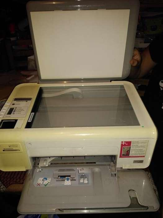 Vendo Impresora con Fotocopiadora. (ver)