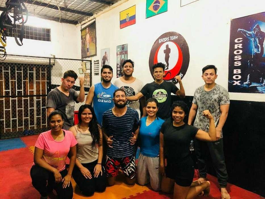 Academia de <strong>arte</strong>s Marciales Mixtas