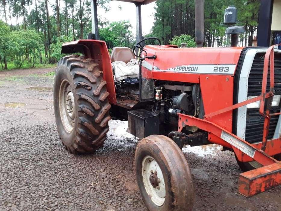 Vendo <strong>tractor</strong>