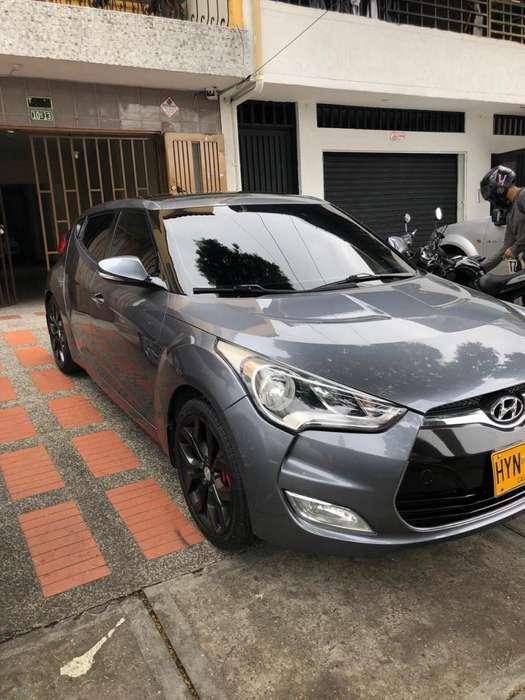 Hyundai Veloster 2014 - 48000 km