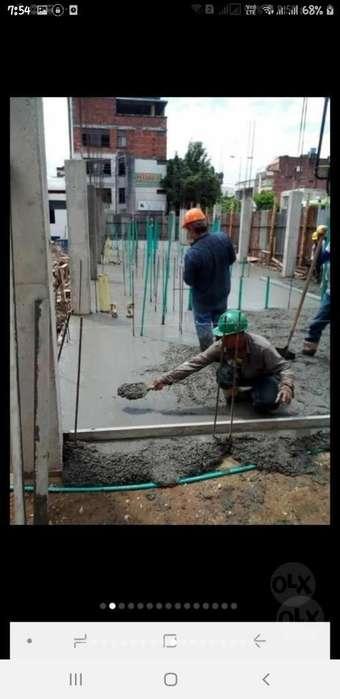 Maestro de Construcción