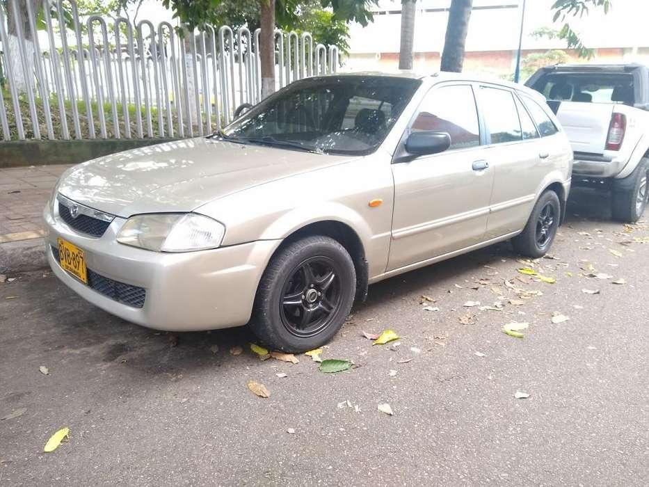 Mazda Allegro 2001 - 100 km