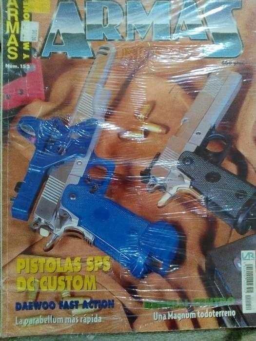 Vendo O Cambio Libros de Armas de Fuego.
