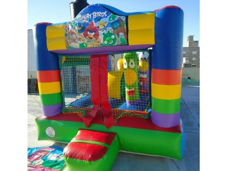 Castillo Inflable de Disney
