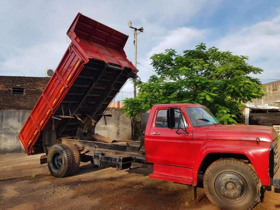 Camion Volcador Ford Motor Perkinson6000