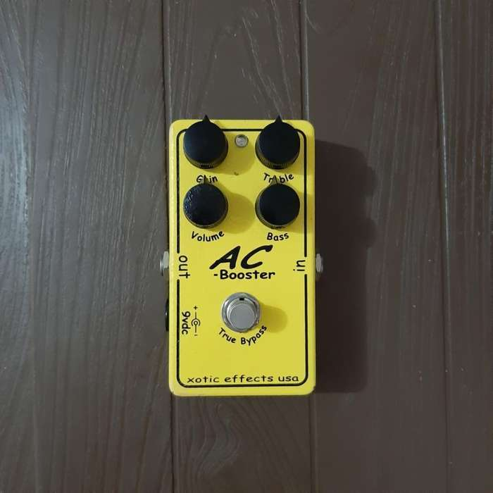 Pedal Overdrive Ac Booster Xotic