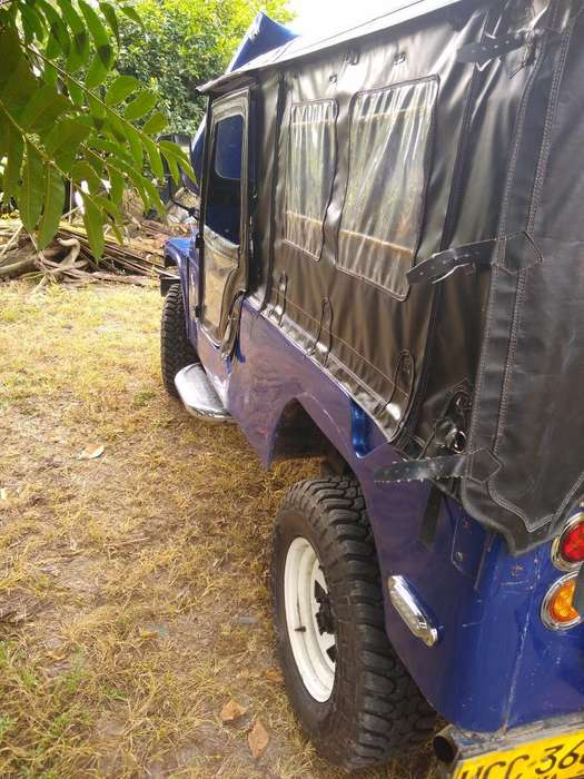 <strong>jeep</strong> Willys 1968 - 200000 km