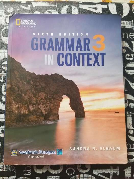 Grammar In Context 3 Academia Europea