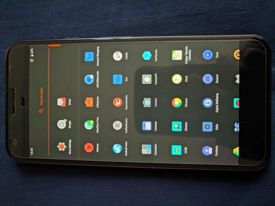 Celular Libre - Google Pixel XL - 128Gb - Negro
