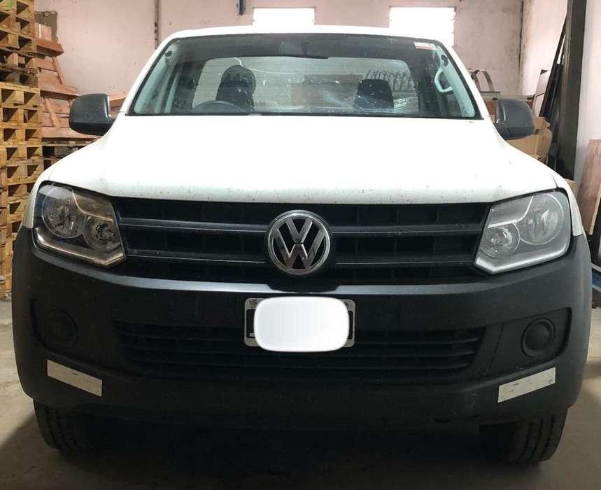 Volkswagen Amarok 2014 - 58000 km