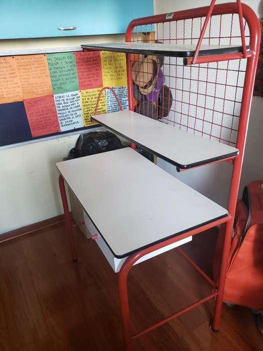 <strong>escritorio</strong> Metalico