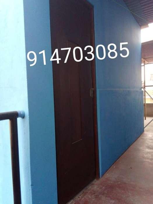 Dos cuartos con un baño S/.399, área total de 13 m2, microdepartamento, en Rimac cerca a metropolitano y Av Tacna