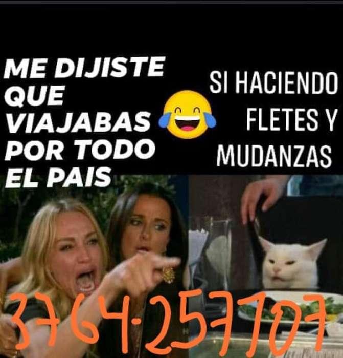 Fletes Y Mudanzas Wasat 3764257107